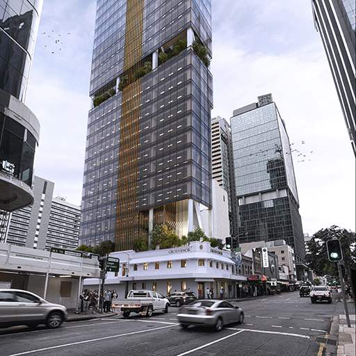 Workplace Project - Brisbane by Hames Sharley
