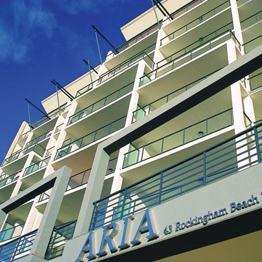 Residential Project - Aria Apartments by Hames Sharley