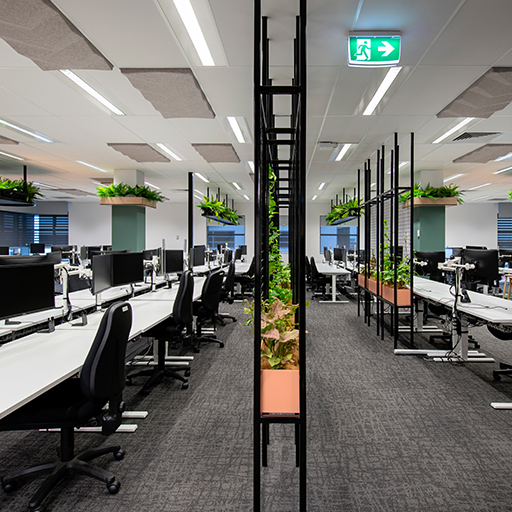 Workplace Project - Darwin by Hames Sharley
