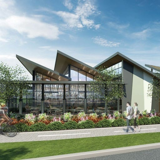 Retail & Town Centres Project - Coles Beeliar, Beeliar, West Australia by Hames Sharley