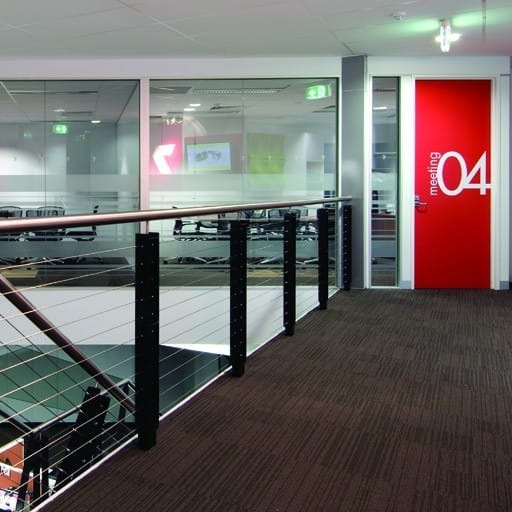Workplace Project - Network Seven Studios, Hindmarsh, South Australia by Hames Sharley
