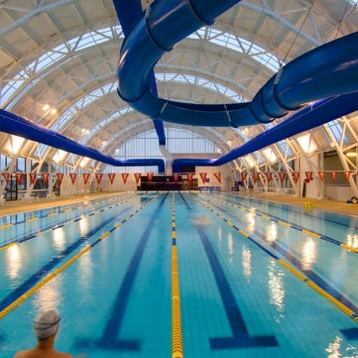 Hames Sharley's Sport & Recreation project: Elizabeth Aquadome