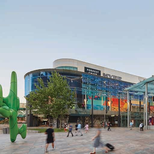 Retail & Town Centres Project - Perth by Hames Sharley