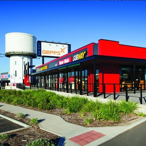 Retail & Town Centres Project - Gepps X Homemaker Centre, Gepps Cross, South Australia by Hames Sharley