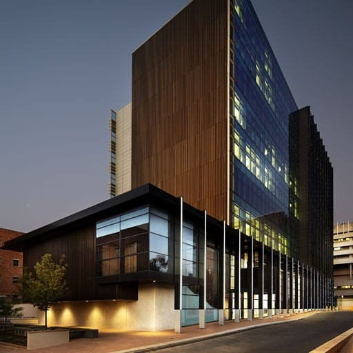 Read about our Harry Perkins Institute of Medical Research (North) project