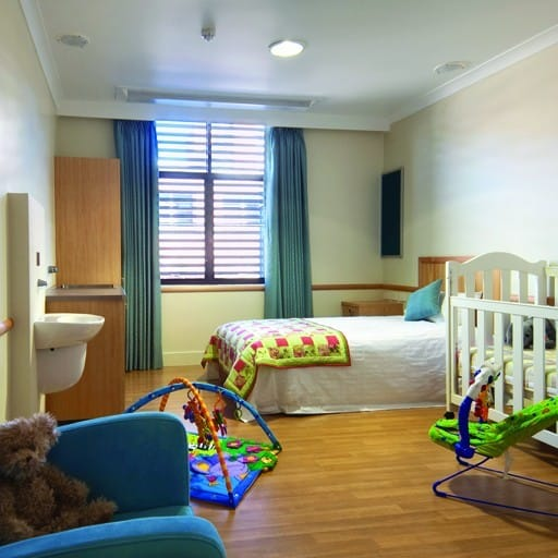Health Project - King Edward Memorial Hospital Mother and Baby Unit, Subiaco, Western Australia by Hames Sharley