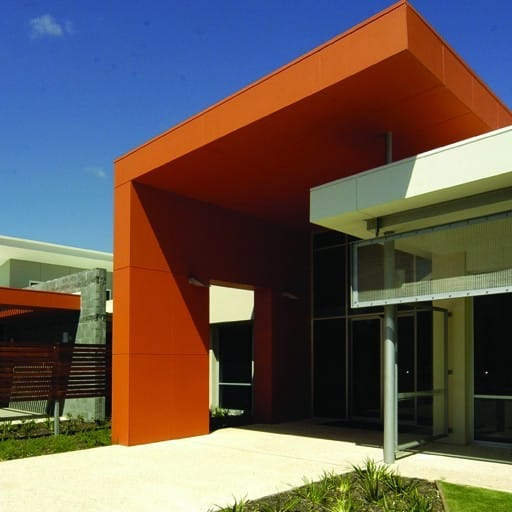 Hames Sharley's Health project: Mandurah Community Health Centre