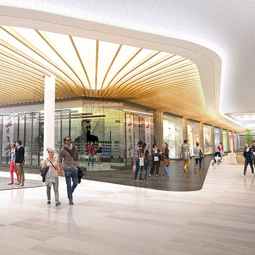 Retail & Town Centres Project - Mandurah Forum, Mandurah, WA by Hames Sharley