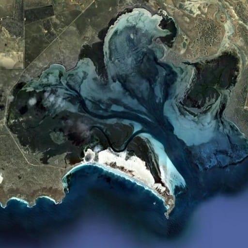 Urban Development Project - Murat Bay Mariculture Project, Murat Bay, South Australia by Hames Sharley
