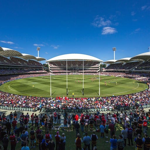 Sport & Recreation Project - Adelaide Oval Redevelopment by Hames Sharley