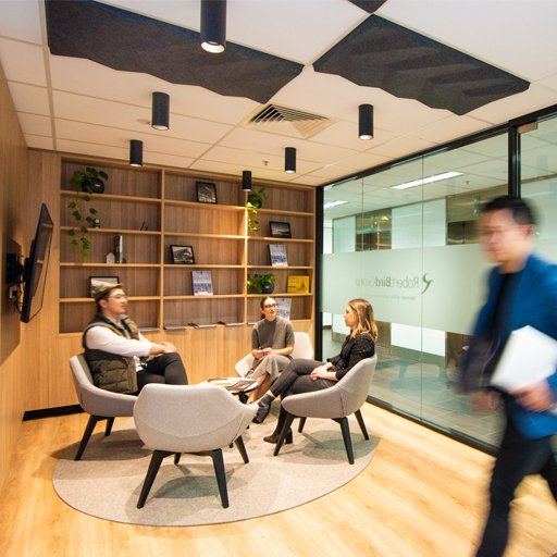 Office & Industrial Project - Adelaide by Hames Sharley