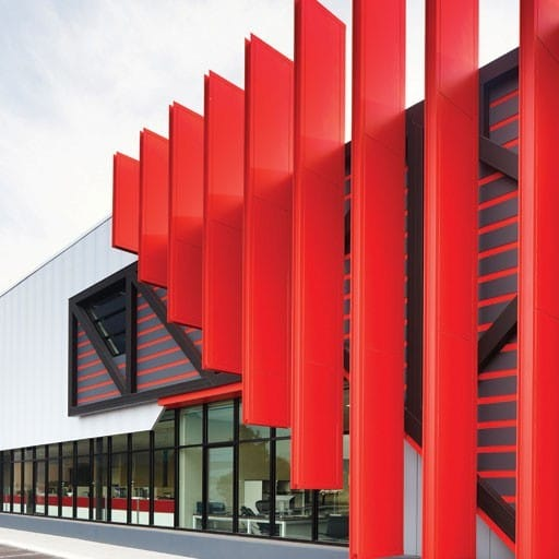 Office & Industrial Project - SEW Eurodrive Office and Warehouse WA, Welshpool, Western Australia by Hames Sharley