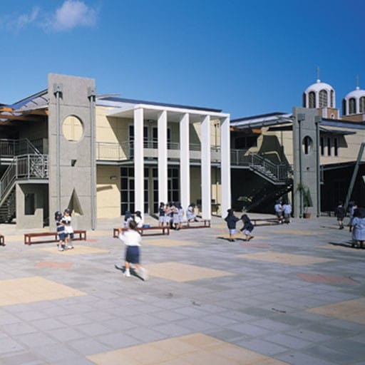 Tertiary Education, Science & Research Project - St George Junior College, Henley Beach, South Australia by Hames Sharley
