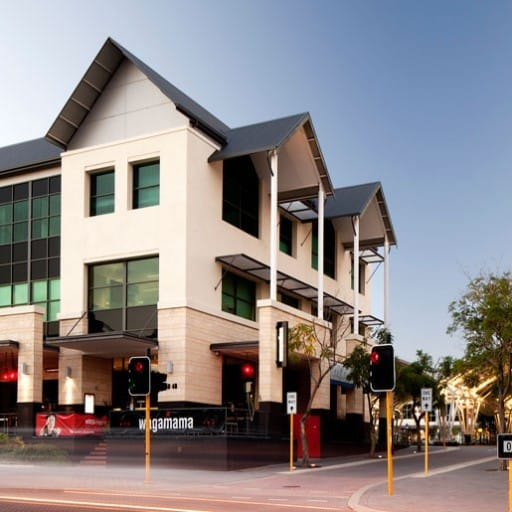 Residential Project - Subiaco Square, Subiaco, Western Australia by Hames Sharley