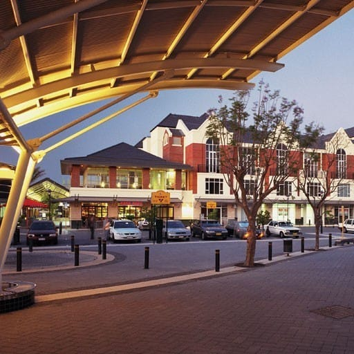 Retail & Town Centres Project - Subiaco Square, Subiaco, Western Australia by Hames Sharley