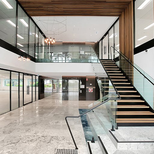 Office & Industrial Project - Sydney by Hames Sharley