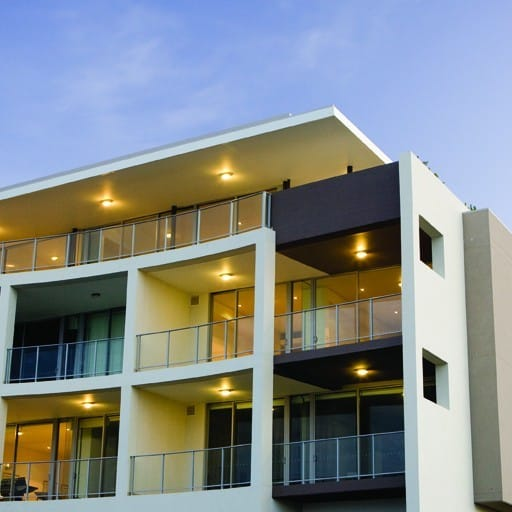 Residential Project - Waterline Apartments, Halls Head, Western Australia by Hames Sharley