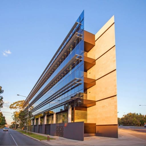 Office & Industrial Project - Westgate, Subiaco, Western Australia by Hames Sharley