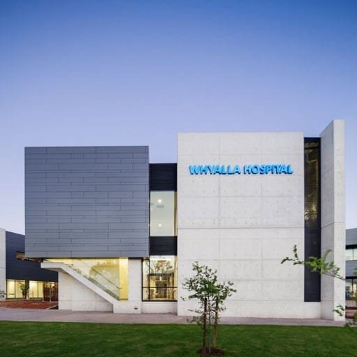 Hames Sharley's Health project: Whyalla Regional Cancer Centre