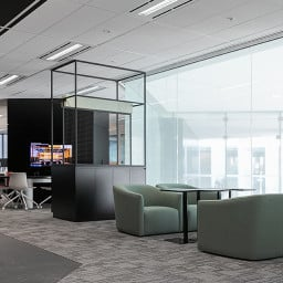 A Workplace Project in 14/2 The Esplanade, Perth WA 6000 by Hames Sharley