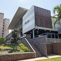 A Tertiary Education, Science & Research Project in Darwin, Northern Territory by Hames Sharley