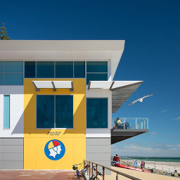 A Sport & Recreation Project in Henley Beach, South Australia by Hames Sharley