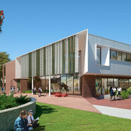 A Education, Science & Research Project in Perth, Western Australia  by Hames Sharley