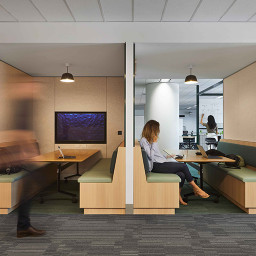 A Workplace Project in Perth, Western Australia  by Hames Sharley