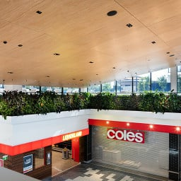A Retail & Town Centres Project in Edmondson Park, NSW by Hames Sharley