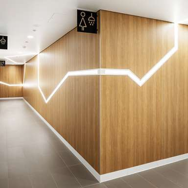 A  Project in  by Hames Sharley