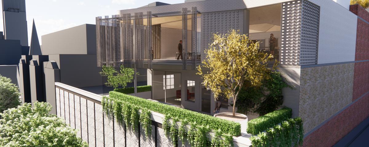 Inclusivity in design: re-imagining Hames Sharley's Perth studios