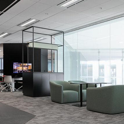 A Workplace Project - ARUP Workplace Interiors, 14/2 The Esplanade, Perth WA 6000, by Hames Sharley