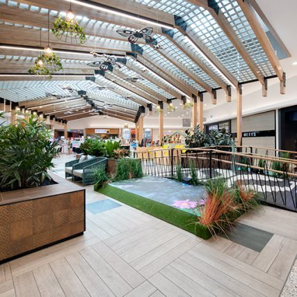 A Retail & Town Centres Project - Casuarina Shopping Centre, Darwin, Northern Territory, by Hames Sharley