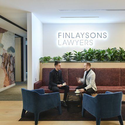 A Workplace Project - Finlaysons Workplace Strategy and Design, Adelaide, South Australia , by Hames Sharley