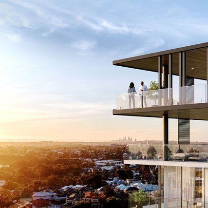 A Residential Project - East Village Karrinyup, Perth, Western Australia , by Hames Sharley