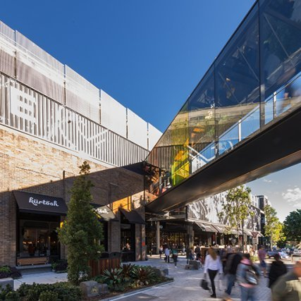 A Retail & Town Centres Project - Marrickville Metro, Marrickville, New South Wales, by Hames Sharley