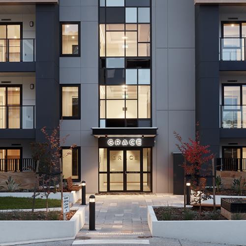 Residential Project - Glenside Grace Apartments, Glenside, South Australia by Hames Sharley