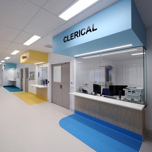 Health Project - Peel Health Campus, Mandurah, Western Australia  by Hames Sharley