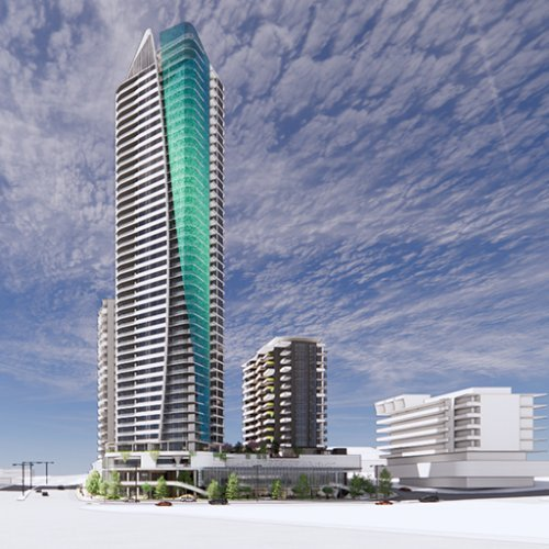 Residential Project - Iconic Scarborough, Perth, Australia  by Hames Sharley