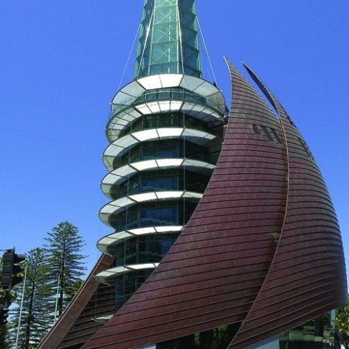Public & Culture Project - Swan Bells Tower, Perth, Western Australia by Hames Sharley