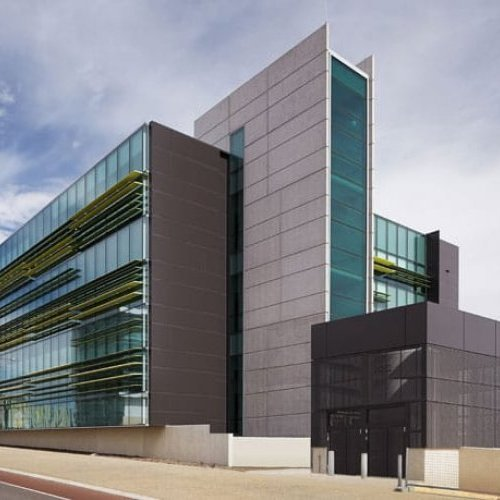 Health Project - Fiona Stanley Hospital Pathology Building, Murdoch, Western Australia by Hames Sharley