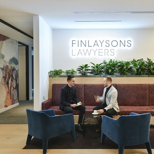 Workplace Project - Finlaysons Workplace Strategy and Design by Hames Sharley