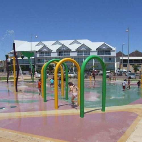 Urban Development Project - Geraldton Foreshore Redevelopment, Geraldton, Western Australia by Hames Sharley
