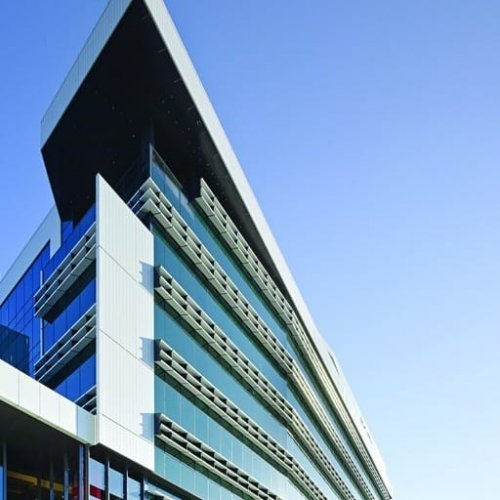 Health Project - Griffith University Health Centre G40 by Hames Sharley