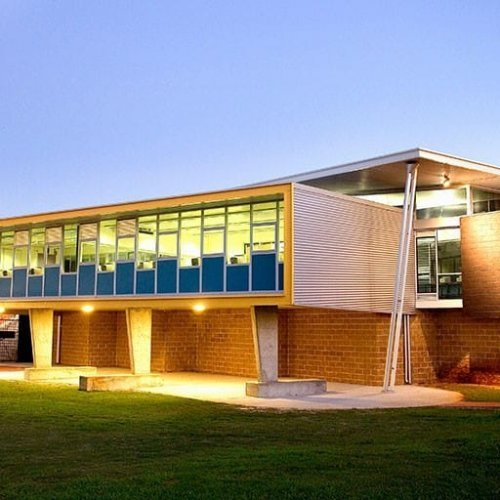 Education, Science & Research Project - Hampton Senior High School, Morley, Western Australia by Hames Sharley