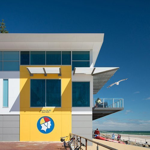 Sport & Recreation Project - Henley Surf Life Saving Club, Henley Beach, South Australia by Hames Sharley