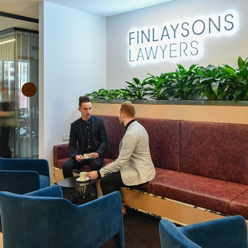 Workplace Project - Finlaysons Lawyers, Adelaide, South Australia by Hames Sharley