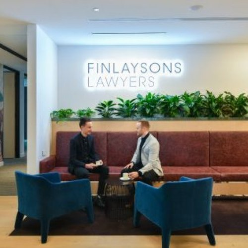 Workplace Project - Finlaysons Workplace Strategy and Design, Adelaide, South Australia  by Hames Sharley