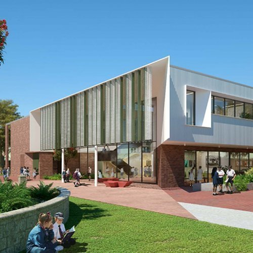 Education, Science & Research Project - John Septimus Roe Anglican Community School, Perth, Western Australia  by Hames Sharley