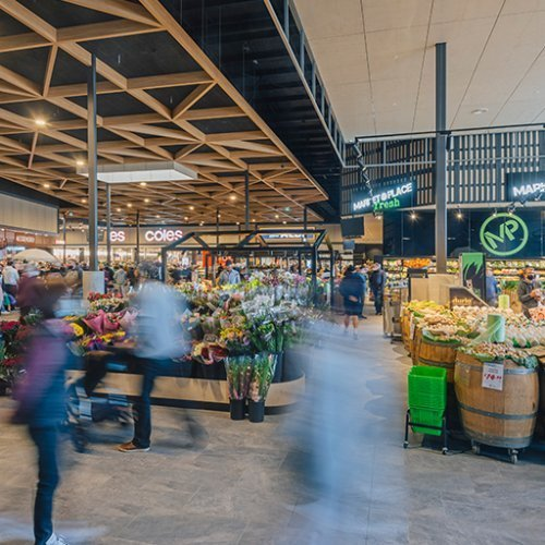 Retail & Town Centres Project - Karingal Hub Shopping Centre, Frankston, Victoria by Hames Sharley